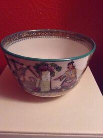 Small china bowl