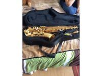 Antigua pro one tenor saxophone