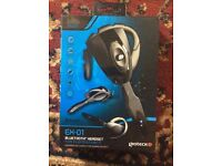 Gioteck EX-01 Over-Ear Bluetooth for PlayStation 3