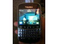 Blackberry bold phone
