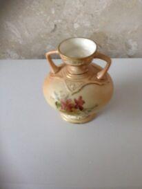 Old Royal Worcester Vase