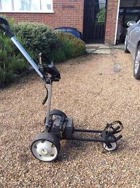 Motorised Golf trolly