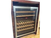 CDA FWC603SS STAINLESS STEEL DUAL TEMP ZONE WINE COOLER - USED ONCE - RRP £450