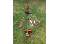 Zomax hedgecutter,strimmer.chainsaw