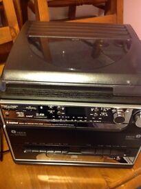Brand New Steepletone Stereo System