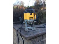 Dewalt Router DW625EK. Bought New and Never Used