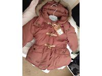 Mantaray baby coat