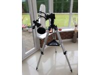 114 910 Telescope by Skylux on Tripod