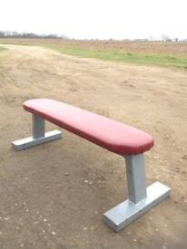 Commercial Flat Bench (Delivery Available)