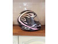 HJC Motor Bike Helmet.