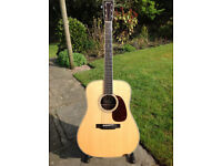 Collings D2h Guitar, 2009, Immaculate