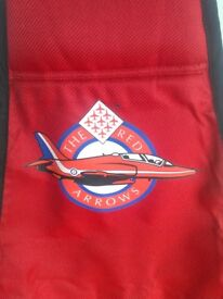 Red Arrows camping chair