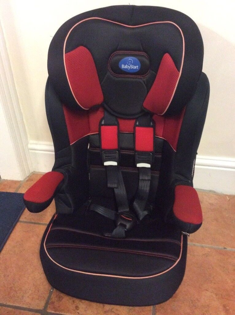 Car seat 9 mths to 11 years