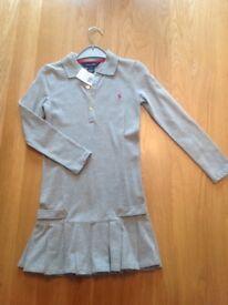 Girls Ralph Lauren Polo Dress