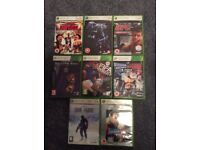 Xbox 360 games (various )