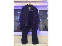 1 Richa motorcycle jacket and trouser gear XXXL