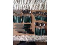 8 settings cutlery set