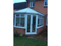 Conservatory and blinds to give away