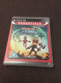 Ratchet and Clank , a crack in time game for PS3