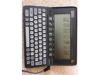 Psion 3a pocket computer (vintage)