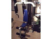 Proteus Studio 5 Gym - Deluxe home Multi-gym