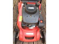 Mount field RS100 Petrol Lawnmower