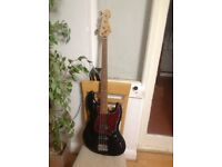 A fantastic looking fender jazz bass for sale