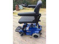 GoChair Electric wheelchair/powerchair