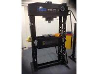Hydraulic 75ton press