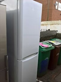 white fridge freezer 50/50 ....free delivery Mint