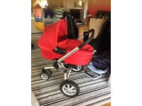 QUINNY BUZZ FULL TRAVEL SYSTEM