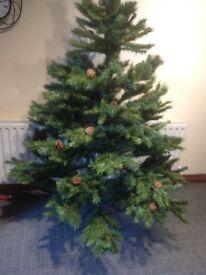 Christmas tree 6 ft