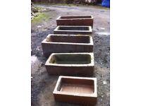 old glaze trough s