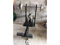 Weight Training Set - various weights