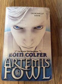 Artemis Fowl by Eoim Colfer