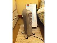 1000W Oil Filled Radiator Heater