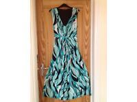 Summer Dress (David Emanuel size 16)