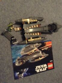 Lego Star Wars 8095 - General Grevious starfighter