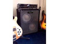 Bergantino HT210 bass speaker