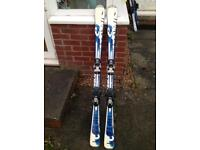 ATOMIC e3 SKIS 148 cm MARKER M41 bindings woman ladies
