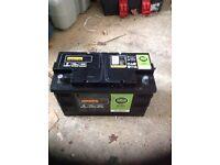Leasure battery