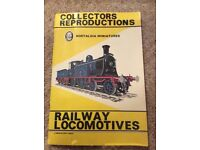 Railway collectors Reproductions book