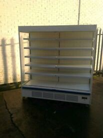 Multideck Display Chiller Fridge Delivery Free to BS Postcode