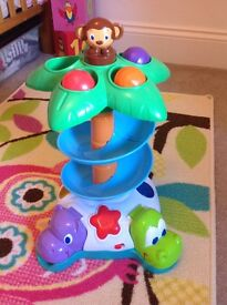 Bright start having a ball tropical fun and drop spin....Reduced...