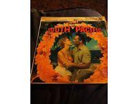 "South Pacific Original Soundtrack & Booklet - 12"" Vinyl LP Record"