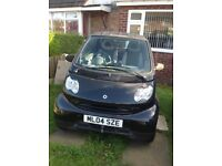 Smart Car for Two - low Mileage