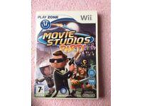 Wii Movie Studio Party 20 games