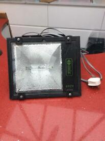 Large flood light