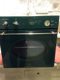 Oven with matching hob