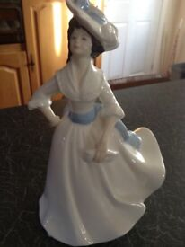 Doulton Figurine - Margaret 2397, very good condition
